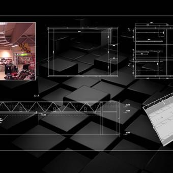 Braižybos, 3D ir kitos paslaugos. / Aleksandras / Darbų pavyzdys ID 64259