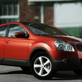 Nissan Qashqai Panevėžys - Šiauliai. arvionuoma@gmail.com / ARVIONUOMA / Darbų pavyzdys ID 416273
