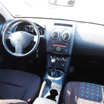 Nissan Qashqai Panevėžys - Šiauliai. arvionuoma@gmail.com / ARVIONUOMA / Darbų pavyzdys ID 416277