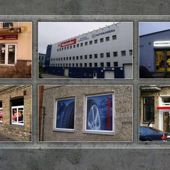 Reklamos dizainas, maketavimas, brėžiniai, 3D ir kita. / Aleksandras / Darbų pavyzdys ID 64301