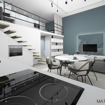 MATILDA interjero namai / MATILDA interjero namai / Darbų pavyzdys ID 416767