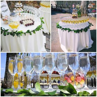 DILI design - šampano staliukas, dekoravomas ir kt. / DILI / Darbų pavyzdys ID 416855
