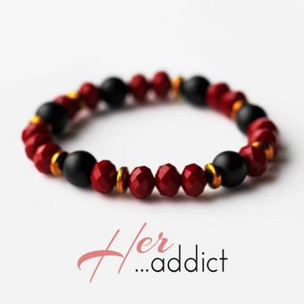 HerAddict Apyrankės - Bracelets / Kristina Jurgelevičiūtė / Darbų pavyzdys ID 416865