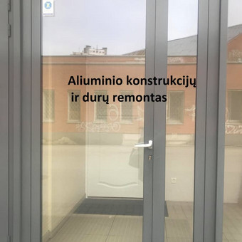 Namų ūkio meistras Vilniuje / Rimvydas Marazas / Darbų pavyzdys ID 416935