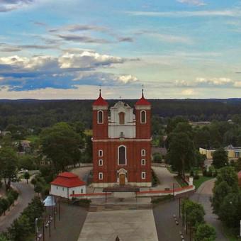 Fotografavimas ir filmavimas iš oro (4K dronas) / Akimirka Ore / Darbų pavyzdys ID 417431