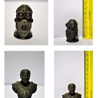 3D spausdinimas / Pramanas / Darbų pavyzdys ID 417523