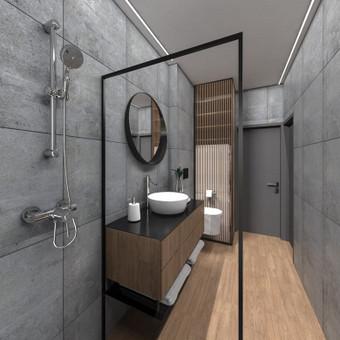 3D vizualizacijų rengimas/3D planai/interjero projektavimas / Agnė / Darbų pavyzdys ID 417575