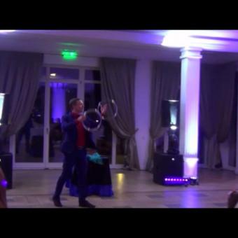 Iliuzionistas Jonas Palionis, šokėjų kolektyvas Leila Dance / Renata Leila / Darbų pavyzdys ID 417681