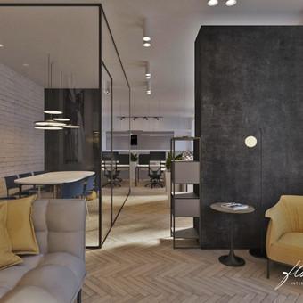 Interjero projektavimas / Flamingo interjero namai / Darbų pavyzdys ID 417713