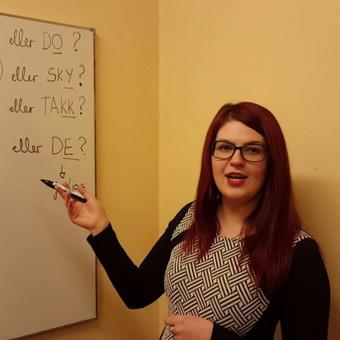 Norvegu kalbos kursai Vilniuje, Kaune arba skype / Vaida / Darbų pavyzdys ID 417727