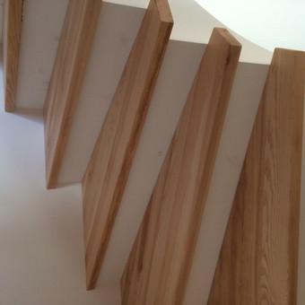 Durys, laiptai, staliu gaminiai. / Andrius Tomelis / Darbų pavyzdys ID 418157