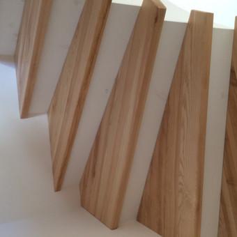 Durys, laiptai, staliu gaminiai. / Andrius Tomelis / Darbų pavyzdys ID 418159