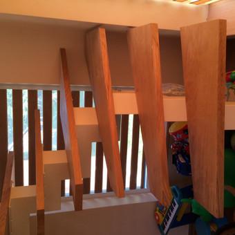 Durys, laiptai, staliu gaminiai. / Andrius Tomelis / Darbų pavyzdys ID 418163