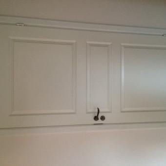 Durys, laiptai, staliu gaminiai. / Andrius Tomelis / Darbų pavyzdys ID 418165