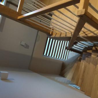 Durys, laiptai, staliu gaminiai. / Andrius Tomelis / Darbų pavyzdys ID 418177
