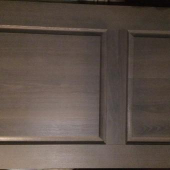 Durys, laiptai, staliu gaminiai. / Andrius Tomelis / Darbų pavyzdys ID 418181