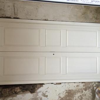 Durys, laiptai, staliu gaminiai. / Andrius Tomelis / Darbų pavyzdys ID 418189