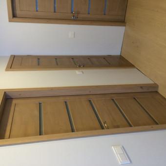 Durys, laiptai, staliu gaminiai. / Andrius Tomelis / Darbų pavyzdys ID 418193