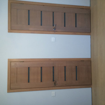Durys, laiptai, staliu gaminiai. / Andrius Tomelis / Darbų pavyzdys ID 418195
