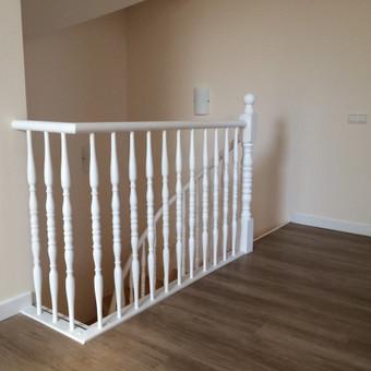 Durys, laiptai, staliu gaminiai. / Andrius Tomelis / Darbų pavyzdys ID 418209