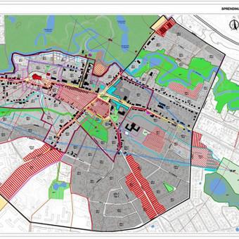 Architektų biuras Klaipėdoje / Urbanistinė architektūra / Darbų pavyzdys ID 418241