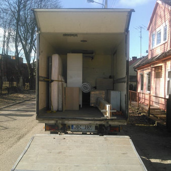 Krovinių pervežimas / Krovinių Pervežimas / Darbų pavyzdys ID 418501