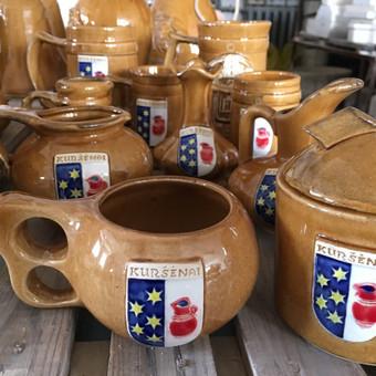 Keramikas Vismantas Anglickas / Vismantas / Darbų pavyzdys ID 418825