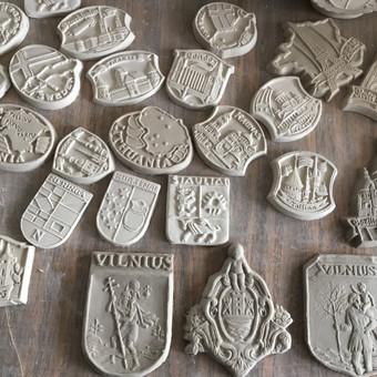 Keramikas Vismantas Anglickas / Vismantas / Darbų pavyzdys ID 418829