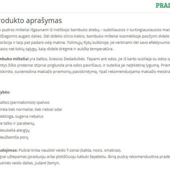 Tekstų kūrėja / Redaktorė / Copywriter'ė / Agnė Lukoševičiūtė / Darbų pavyzdys ID 419297