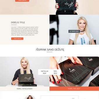 Grafinis dizainas | Maketavimas / Ana Smirnova / Darbų pavyzdys ID 419465