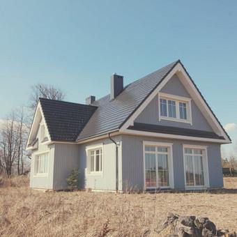 Sodyba Dievoniškių kaime, gyvenamasis namas 2016m.