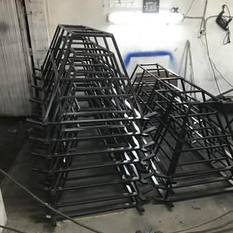 Metalo gaminiai, suvirintojas / Marius Vyšniauskas / Darbų pavyzdys ID 419989