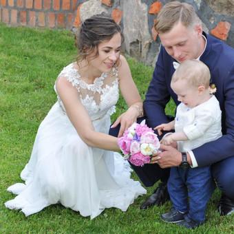 Vestuvių ir kitų progų fotografavimas Panevėžyje / Erika Nėnė / Darbų pavyzdys ID 420303