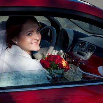 Vestuvių ir kitų progų fotografavimas Panevėžyje / Erika Nėnė / Darbų pavyzdys ID 420317