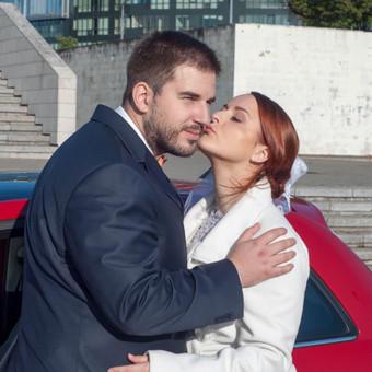 Vestuvių ir kitų progų fotografavimas Panevėžyje / Erika Nėnė / Darbų pavyzdys ID 420321