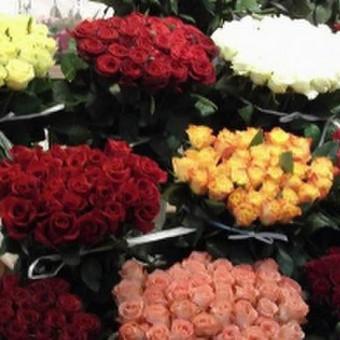 Gėlių Bliuzas – gėlės & muzika, kad Jūsų Šventė būtų pati įsimint / Gėlių Bliuzas / Darbų pavyzdys ID 420599