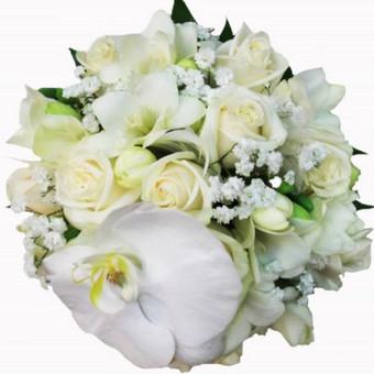 Gėlių Bliuzas – gėlės & muzika, kad Jūsų Šventė būtų pati įsimint / Gėlių Bliuzas / Darbų pavyzdys ID 420601