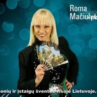 Grojame jubiliejuose, krikštynose, vestuvėse / Roma Mačiulytė ir grupė / Darbų pavyzdys ID 420639