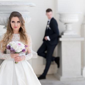 Vestuvių fotografas Lietuvoje, užsienyje / Mindaugas Dulinskas / Darbų pavyzdys ID 420679