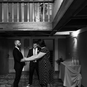 Vestuvių fotografas Lietuvoje, užsienyje / Mindaugas Dulinskas / Darbų pavyzdys ID 420683