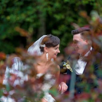 Vestuvių fotografas Lietuvoje, užsienyje / Mindaugas Dulinskas / Darbų pavyzdys ID 420703