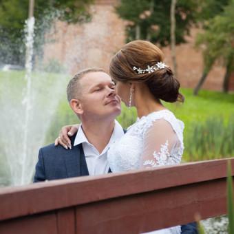 Vestuvių ir kitų progų fotografavimas Panevėžyje / Erika Nėnė / Darbų pavyzdys ID 420737