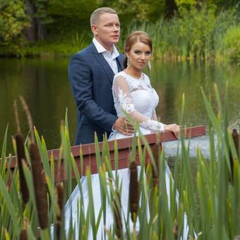 Vestuvių ir kitų progų fotografavimas Panevėžyje / Erika Nėnė / Darbų pavyzdys ID 420777