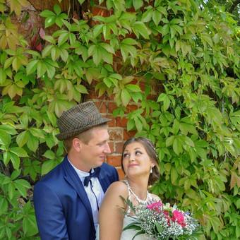 Vestuvių ir kitų progų fotografavimas Panevėžyje / Erika Nėnė / Darbų pavyzdys ID 420779
