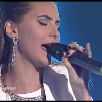 Muzikantė, atlikėja, profesionali dainininkė Kathrin Kulik / Kathrin Kulik / Darbų pavyzdys ID 64748