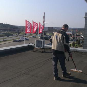 Plokščio stogo testavimas elektros srovės impulsų pagalba daugiau info https://www.kiauras-stogas.lt/stogu-testavimas-el-impulsais