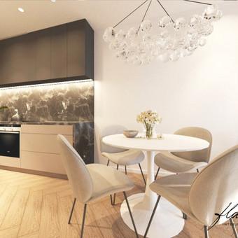 Interjero projektavimas / Flamingo interjero namai / Darbų pavyzdys ID 421309