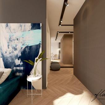 Interjero projektavimas / Flamingo interjero namai / Darbų pavyzdys ID 421311