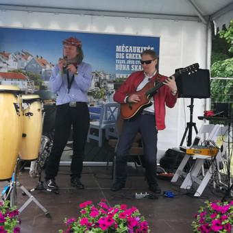 Ispaniška,latina,samba muzika / Profesionalūs gitararistai - jūsų šventėse. / Darbų pavyzdys ID 421973