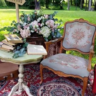 Palapinių, paviljonų, šildytuvų, baldų, dekoro el.  nuoma / Užupio arka / Darbų pavyzdys ID 422169